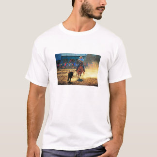 Camiseta T-shirt do rodeio