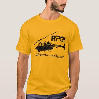 Camiseta T-shirt do RPG