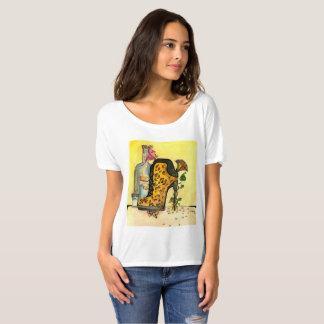 Camiseta T-shirt do salto alto