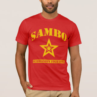 Camiseta T-shirt do Sambo