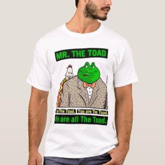 Camiseta T-shirt do sapo de Mr.The