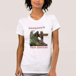 Camiseta t-shirt do sasquatch