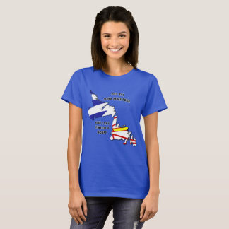 Camiseta T-shirt do Scoff de Newfie