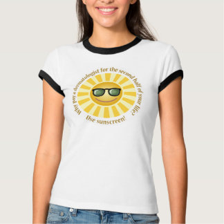 Camiseta T-shirt do sentido de Sun