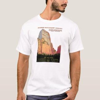 Camiseta T-shirt do serviço da guarda florestal de WPA: