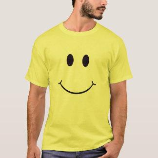 Camiseta T-shirt do smiley face - personalize - diversos