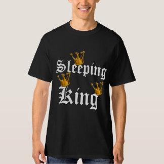 Camiseta T-shirt do sono, rei de sono