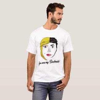 Camiseta T-shirt do Soulmate para homens