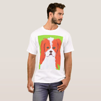 Camiseta T-shirt do Spaniel