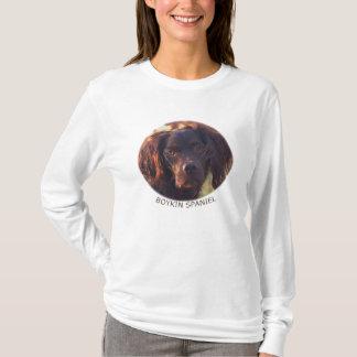 Camiseta T-shirt do Spaniel de Boykin