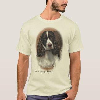 Camiseta T-shirt do Spaniel de Springer inglês