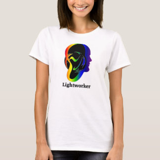 Camiseta T-shirt do spiritualist de Lightworker