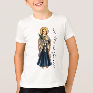 Camiseta T-shirt do St. Maria Goretti