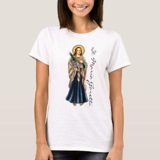 Camiseta T-shirt do St. Maria Goretti