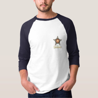Camiseta T-shirt do Stagecoach do WP