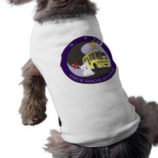 Camiseta T-shirt do sudeste do cão do salvamento de Westie
