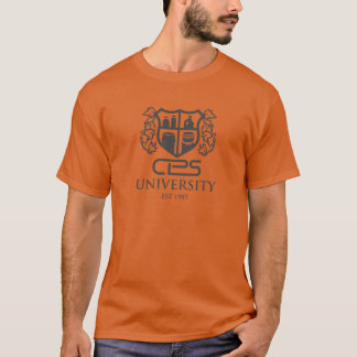 Camiseta T-shirt do sumo de laranja de CPSU