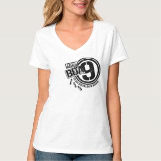 Camiseta T-shirt do t-shirt do AOE 9