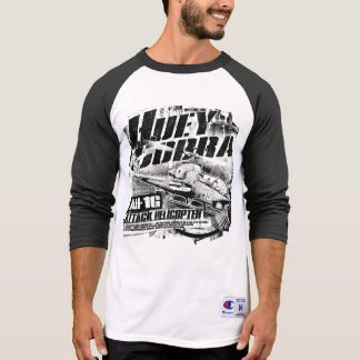 Camiseta T-shirt do t-shirt do HueyCobra de AH-1G