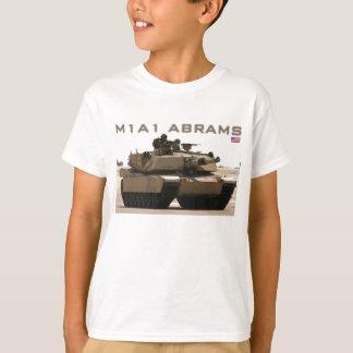 Camiseta T-shirt do tanque de M1A1 Abrams