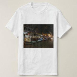 Camiseta T-shirt do teleférico #3 de San Francisco