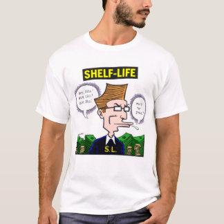 Camiseta T-shirt do tempo de conservação