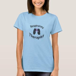Camiseta T-shirt do TERAPEUTA RESPIRATÓRIO