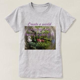 Camiseta T-shirt do Terrarium