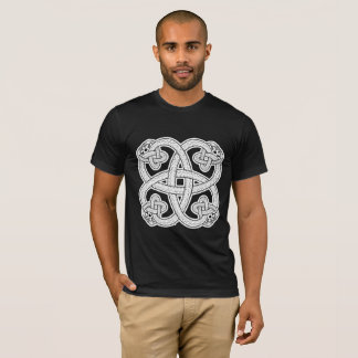 Camiseta T-shirt do teste padrão dos cobras