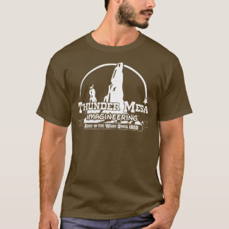 Camiseta T-shirt do TMI