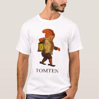 Camiseta T-shirt do Tomten dos homens