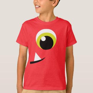 Camiseta T-shirt do traje do monstro do Dia das Bruxas do