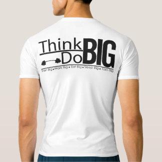 Camiseta T-shirt do treinamento da compressão do desempenho