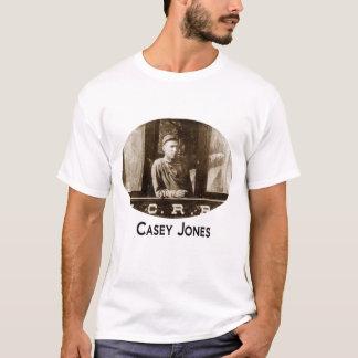 Camiseta T-shirt do trem de Casey Jones