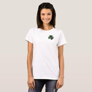 Camiseta T-shirt do trevo