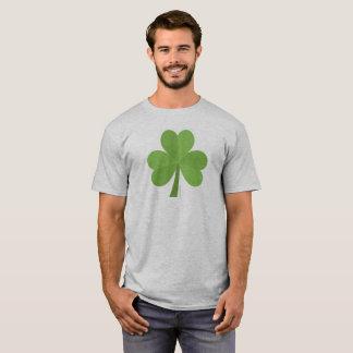 Camiseta T-shirt do trevo do dia de Patrick de santo dos
