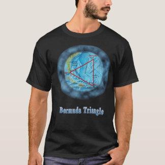 Camiseta t-shirt do triângulo de Bermuda