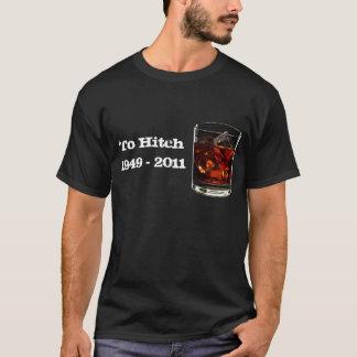Camiseta T-shirt do tributo de Christopher Hitchens