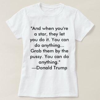 Camiseta T-shirt do trunfo