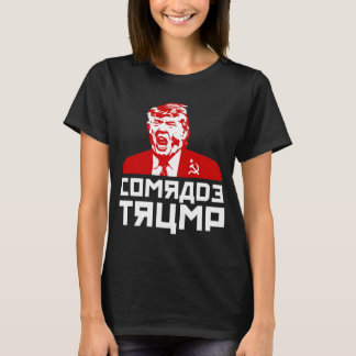 "Camiseta T-shirt do trunfo: ""CAMARADA TRUNFO """