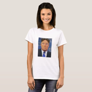 Camiseta T-shirt do trunfo de Kim Jung