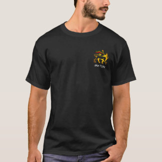 Camiseta T-shirt do tufo de Jah