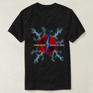 Camiseta T-shirt do Uni-Engodo do poder