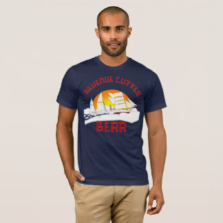 Camiseta T-shirt do urso do cortador de rendimento
