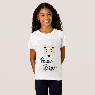 Camiseta T-shirt do urso polar