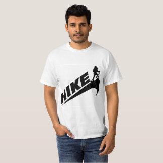 """Camiseta T-shirt do valor da """"CAMINHADA"""""""