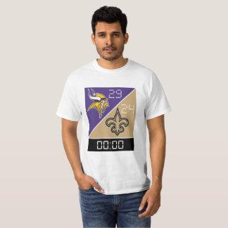 Camiseta T-shirt do valor dos homens