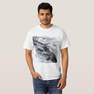 Camiseta T-shirt do valor um dos homens