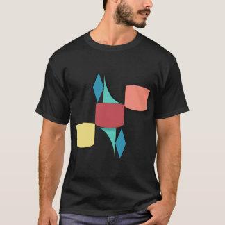Camiseta T-shirt do vintage 808