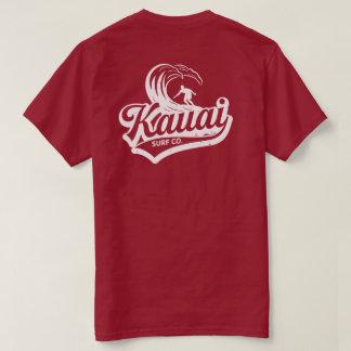 Camiseta T-shirt do vintage dos homens do Co. do surf de